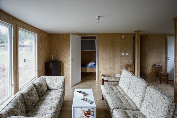 Wohnzimmer - Sjöblick Västanvik