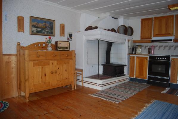 Kök - Kombinerat kök och vardagsrum.