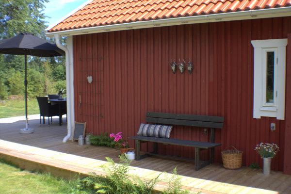 Terrasse - Kramphult Sjöåkra