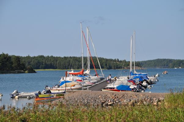Övrig - Båtbrygga inom Kaggeboområdet