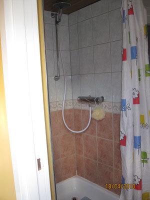 Badrum - dusch