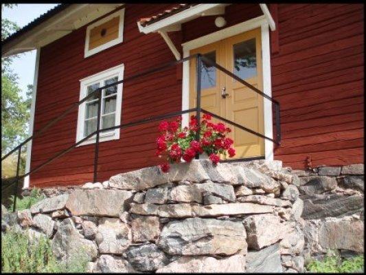 På sommaren - Välkommen till Lillstugan!