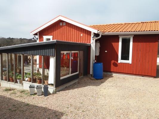 Övrig - Gästhuset med glashuset