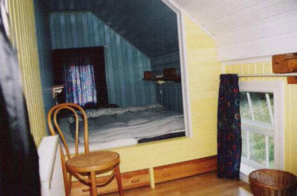 Sovrum - övre våning