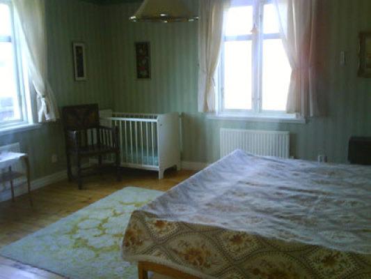 Interiör - sovrum