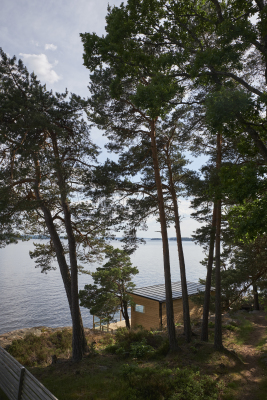Other - View of the sauna house from the terrace