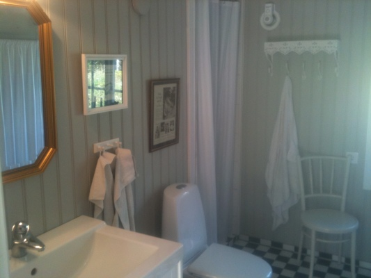 Badezimmer - Bad
