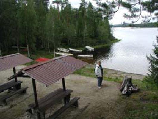 Övrig - Båtplats vid Idresjön
