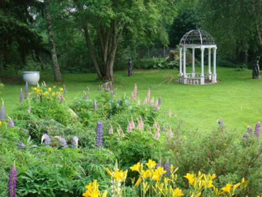 Övrig - trädgården