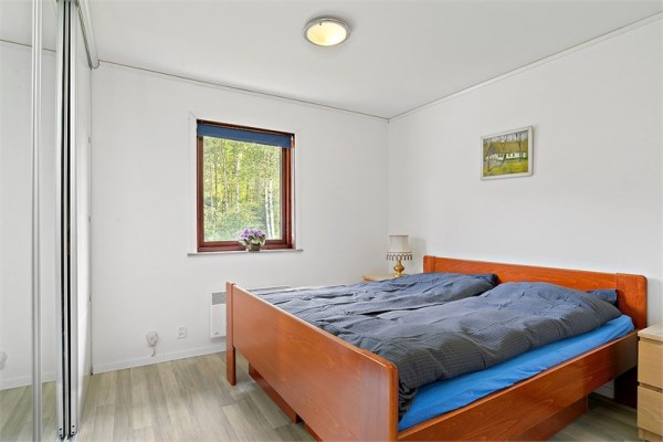 Sovrum - Sovrum med dubbelbädd