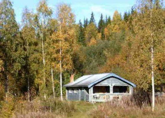 Övrig - stugan på hösten
