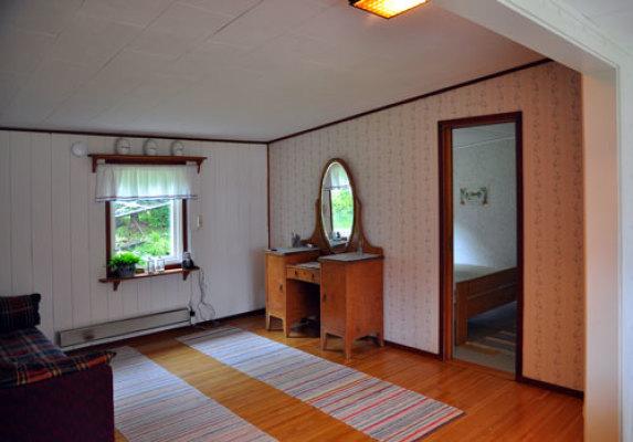 Vardagsrum - allrum med extra bäddsoffa