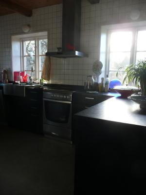 Kök - Del av kök