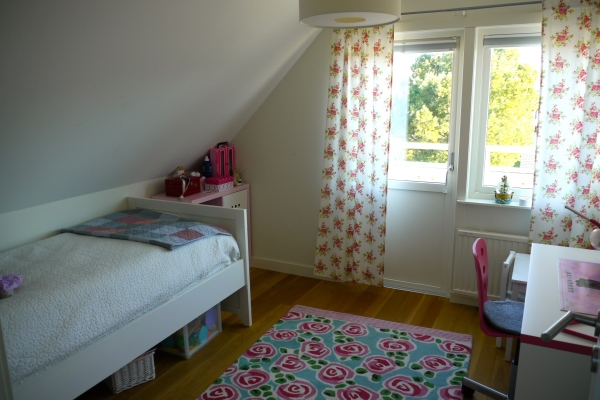 sleeping room - Upstairs bedroom 3 with an 90*200 cm bed