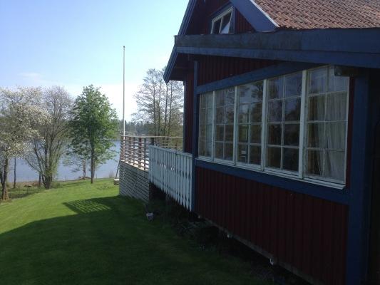 out of house - Säregen gård