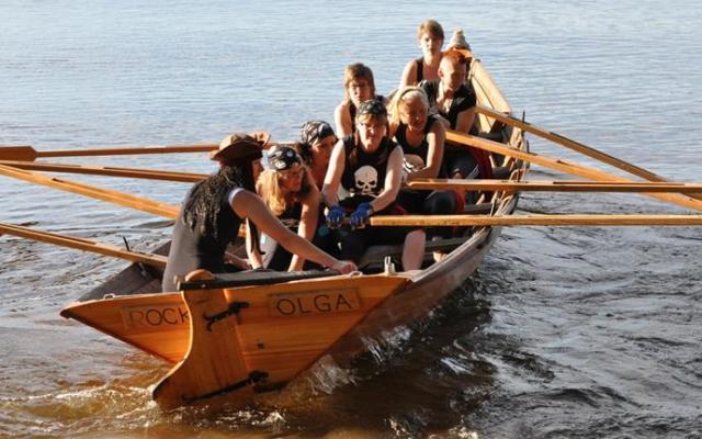 Omgivning - Sommarrodd Ydre, en spännande tävling mellan byarna!