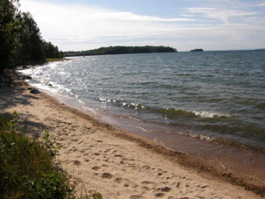 Övrig - Vätterns strand