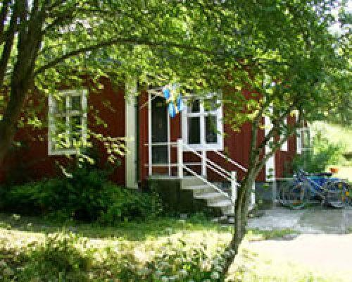På sommaren - hus