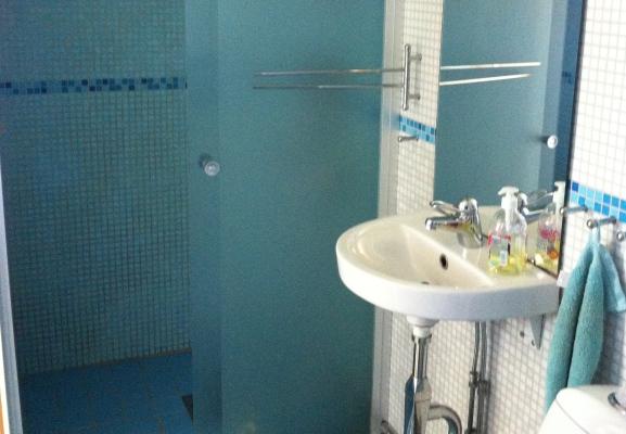 Interiör - Dusch/WC