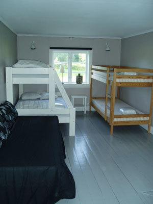 Sovrum - sovrum med flera sängar