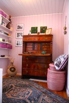 Innen - kleines Arbeitszimmer