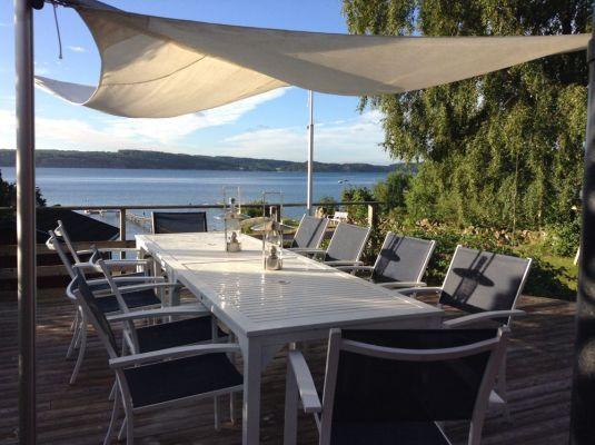 Terrace - Sjötomt Gullmarsfjorden
