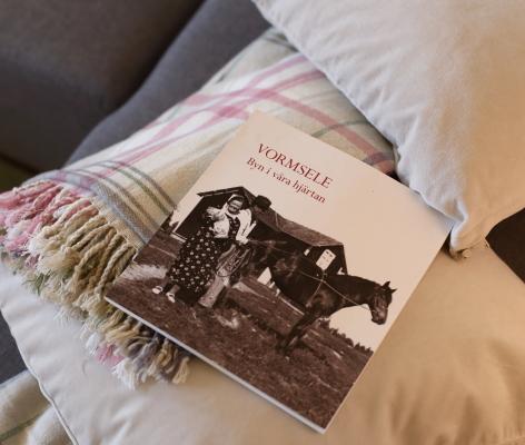 Vardagsrum - läs mer om byn