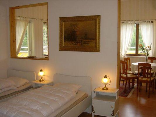 Schlafzimmer - Apartment Rosen 23