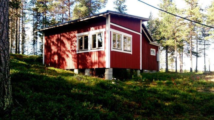 På sommaren - Båthusstuga