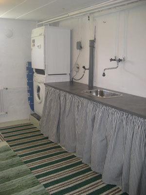 Badrum - tvättstuga