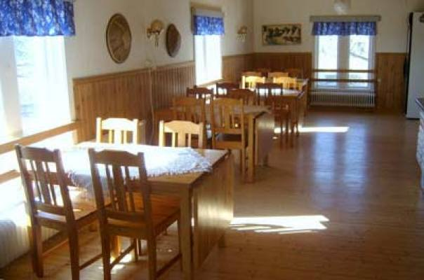 kitchen - dining hall