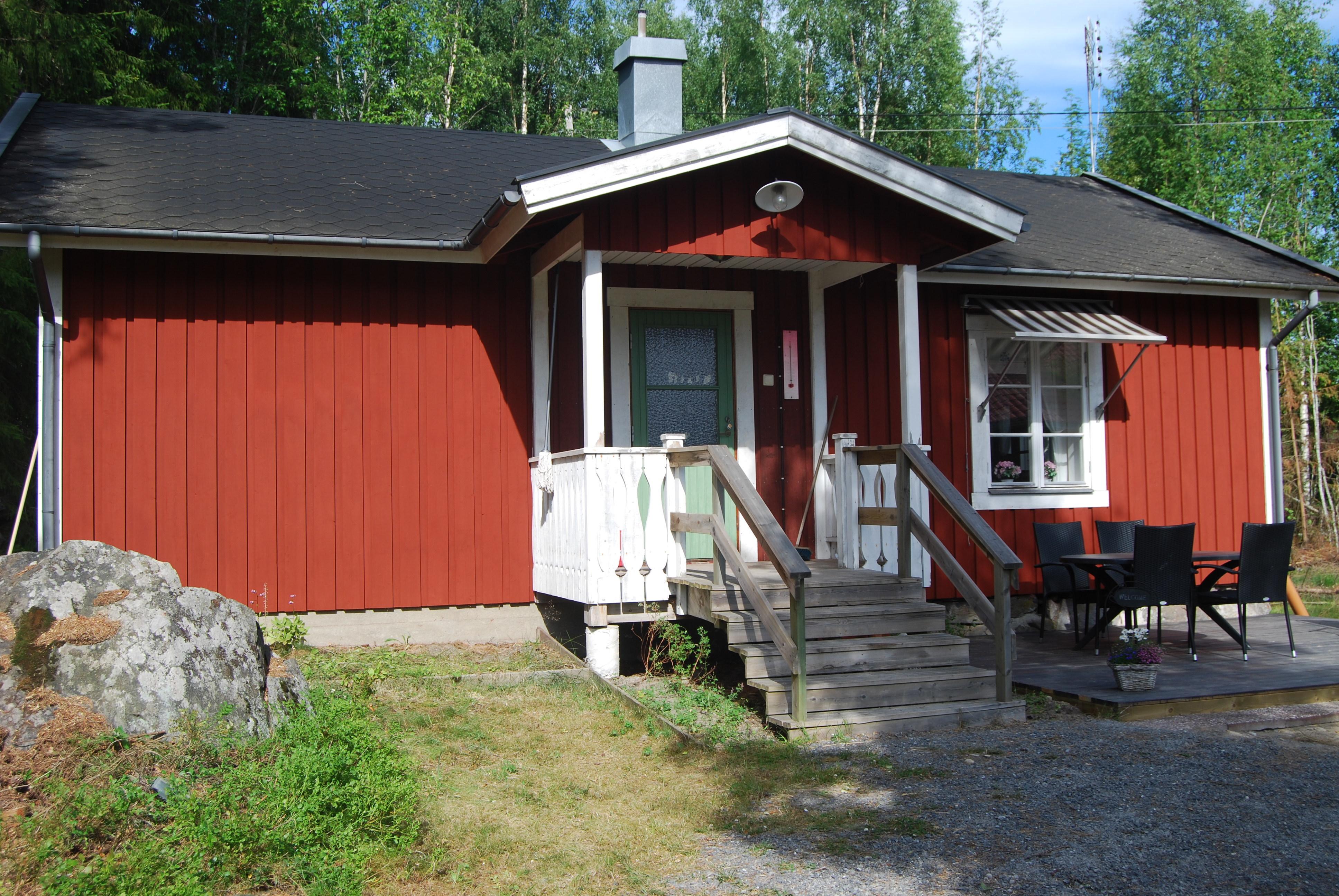 """Holiday home sweden, Ångermanland, 87032 ullånger: """"stuga skarped"""""""