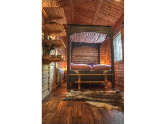 Sovrum - inomhus