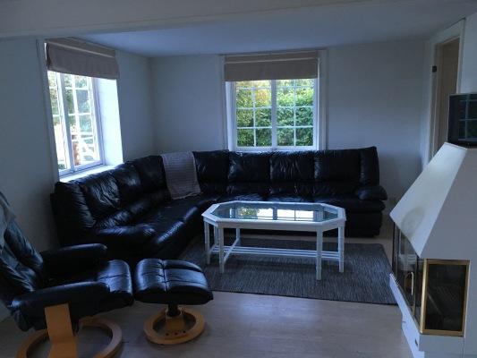 Living room - Säregen gård