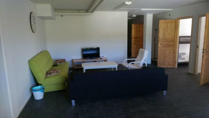 Vardagsrum - xbox, tv, wifi