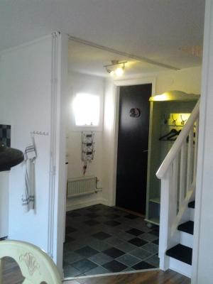 Interiör - Hall med värme i golvet