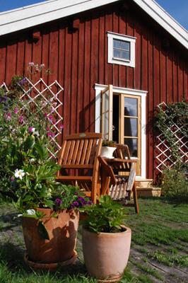 Terrass - sittplats