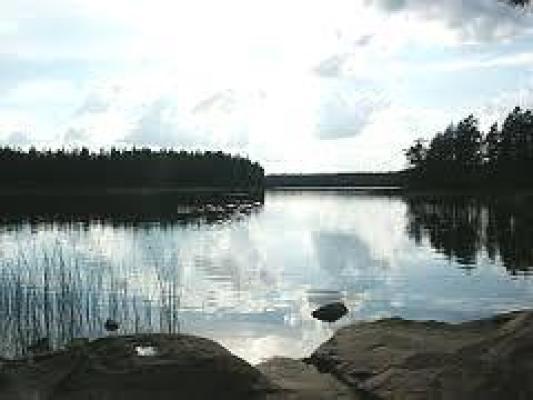 Omgivning - Sjön Boen