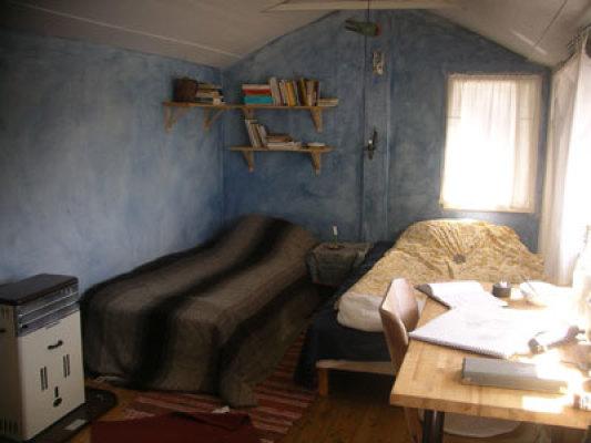 Sovrum - sovplats med enkel säng