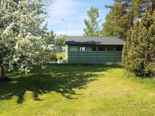 View summer - Sjöblick Västanvik