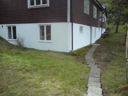 Utomhus - Ingång