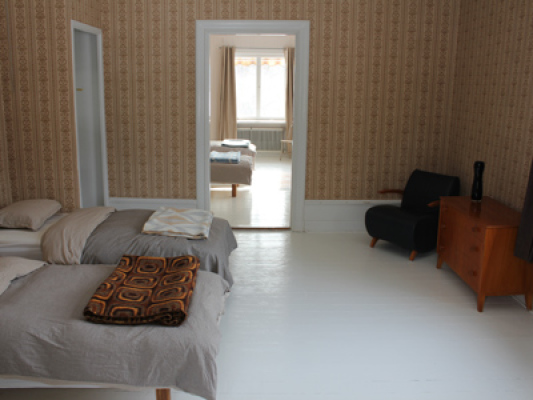 Sovrum - sovrum med sjöblick