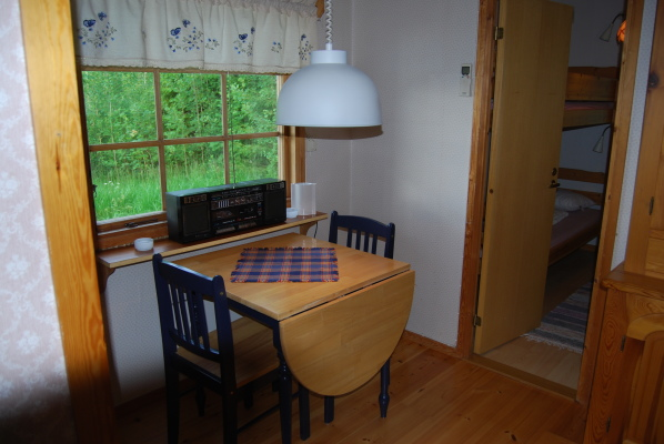 Kök - Köksbord med fällbar skiva