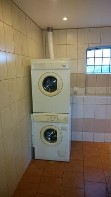 Övrig - Tvättmaskin och torktumlare.