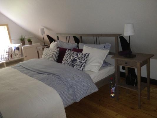 Sonstige - Doppelbett unter dem Dach