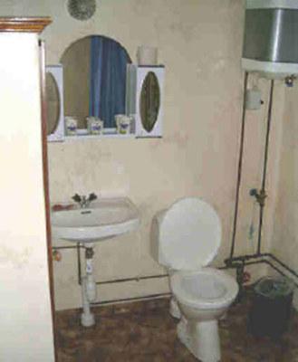 Övrig - toalett