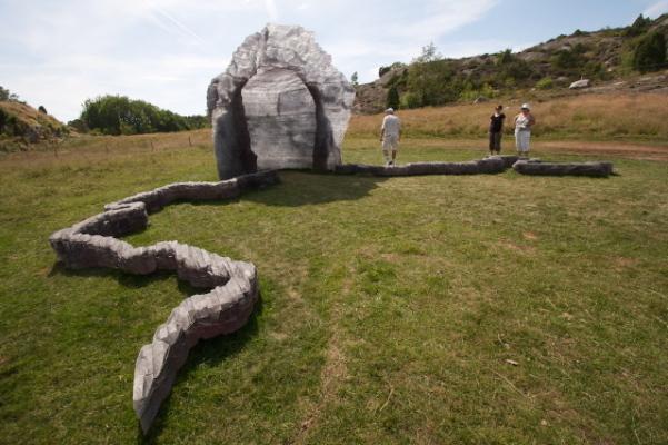 Övrig - Skulpturutställning i Pilane