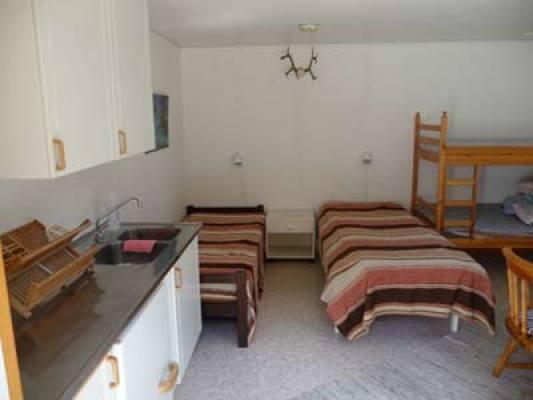 Övrig - allrum med sängar