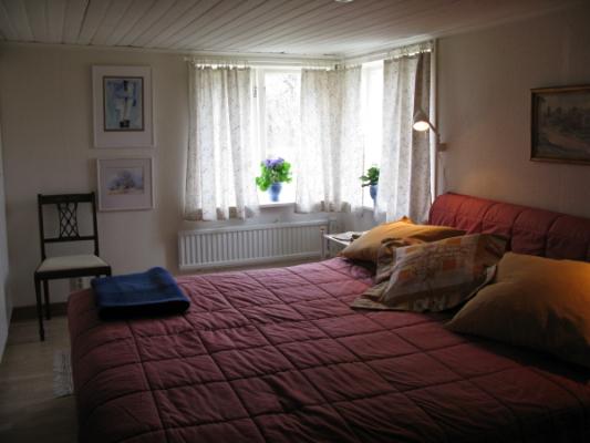Sovrum - Sovrummet nedre våningen