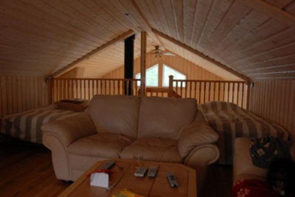 Övrig - loft med sängar